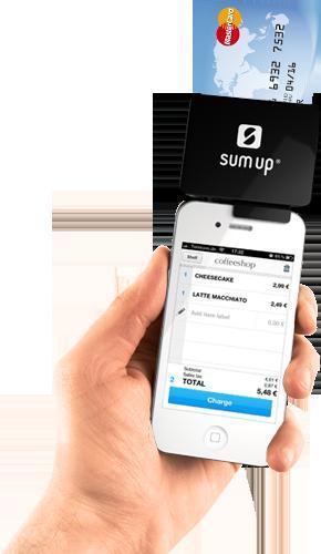 Kostenloser Kredit Kartenleser für Unternehmer (iOS-Android)