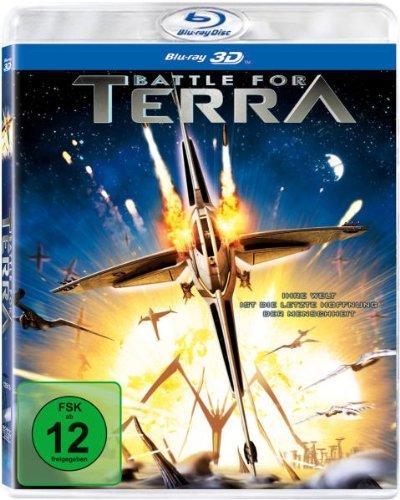 Battle for Terra 3D (Blu-ray 3D) für 6,99€ (Amazon Prime & Saturn)