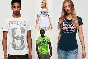 Superdry T-Shirts für Damen & Herren je 13,95 inkl. VSK