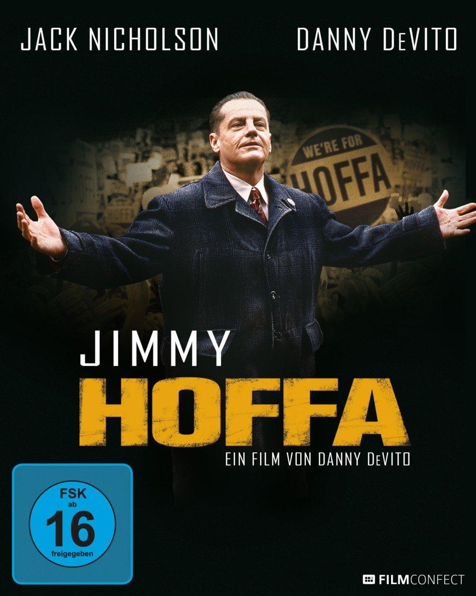 Jimmy Hoffa Limited Digipak Edition (Blu-ray) für 7€ (Media Markt)