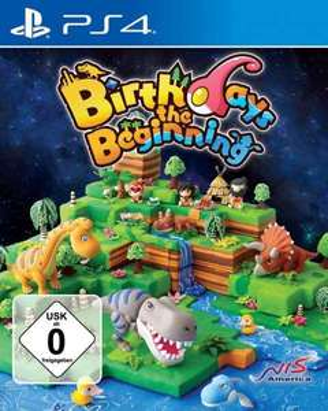 Birthdays the Beginning (PS4) [4u2play]