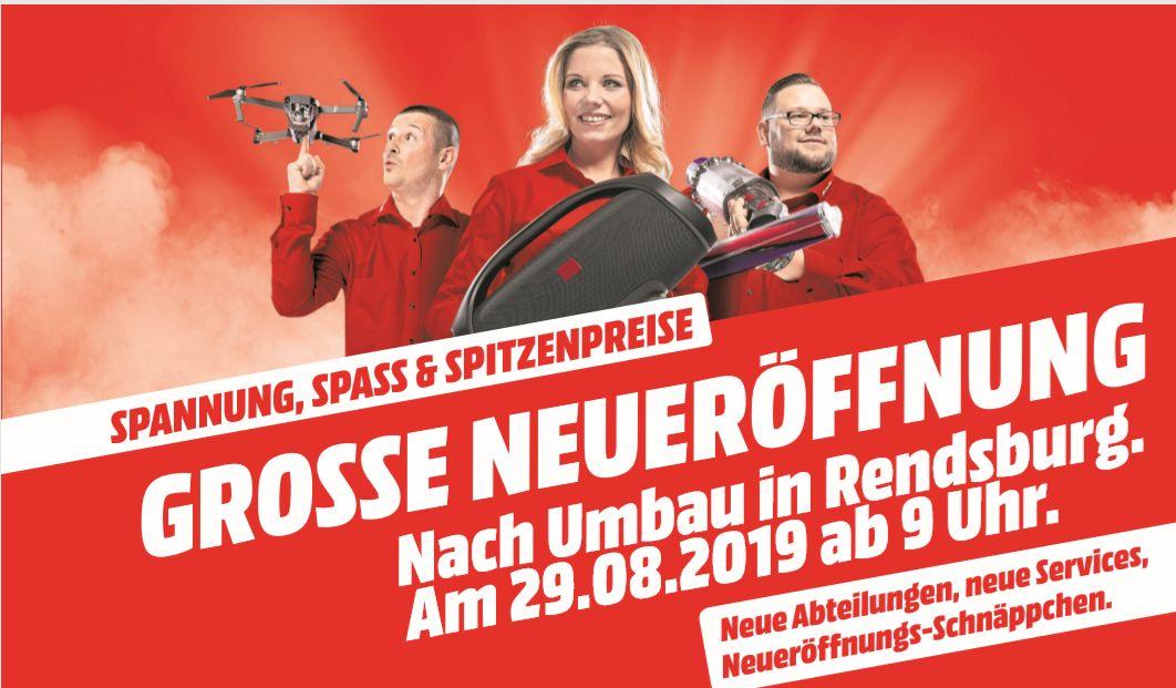 [Regional Mediamarkt Rendsburg ab 29-08-Eröffnung nach Umbau] Zb...KFA² GeForce RTX 2060 [1-Click OC] 6GB GDDR für 288,-€ und vieles mehr