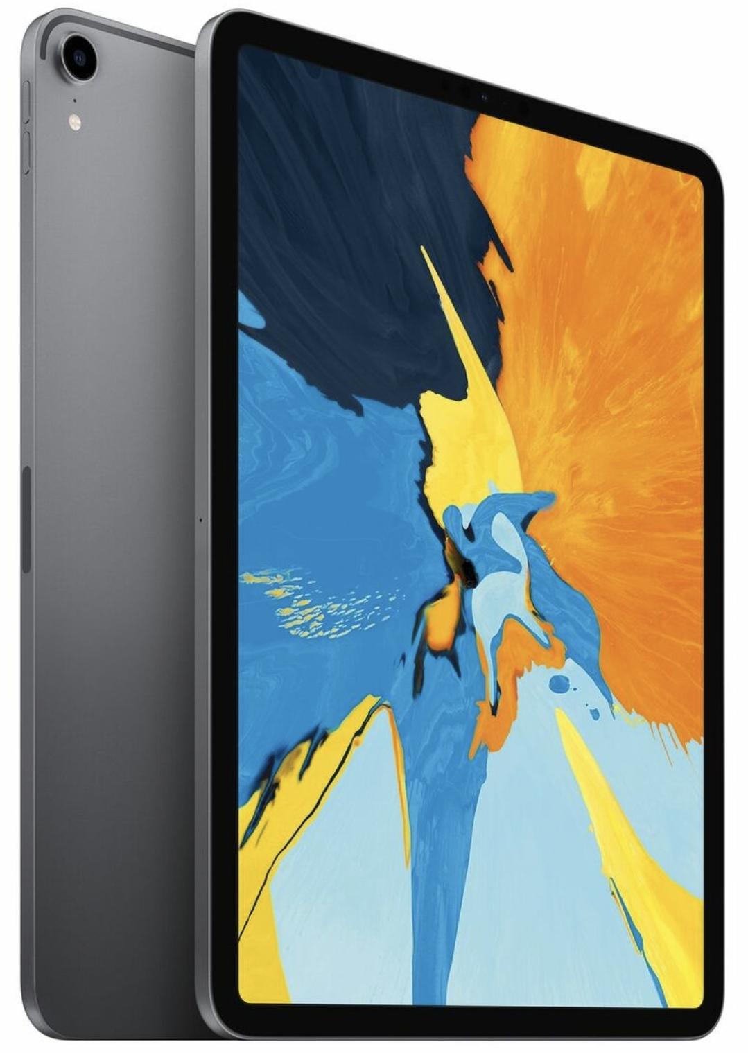 Apple iPad Pro 11 WiFi 256GB spacegrau für 829,90€ inkl. Versandkosten [Gravis ebay]