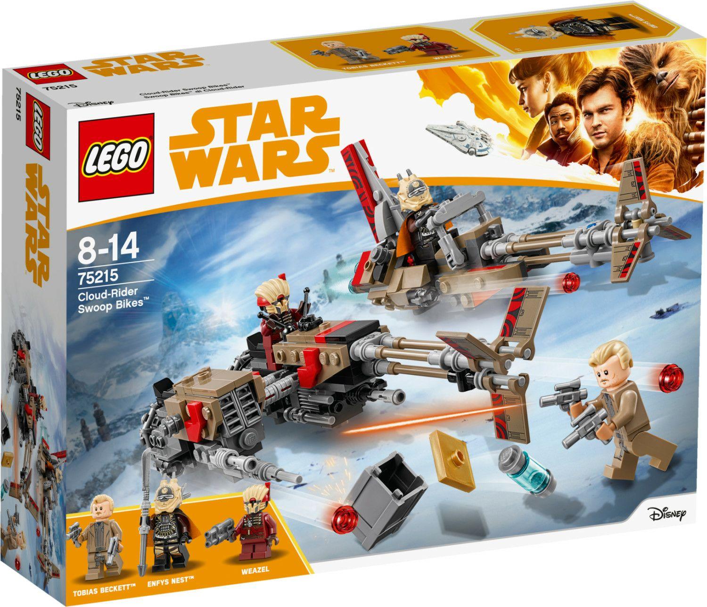 LEGO Star Wars Cloud-Rider Swoop-Bikes (75215) [Prime] // 13,49€ Abholung Galeria