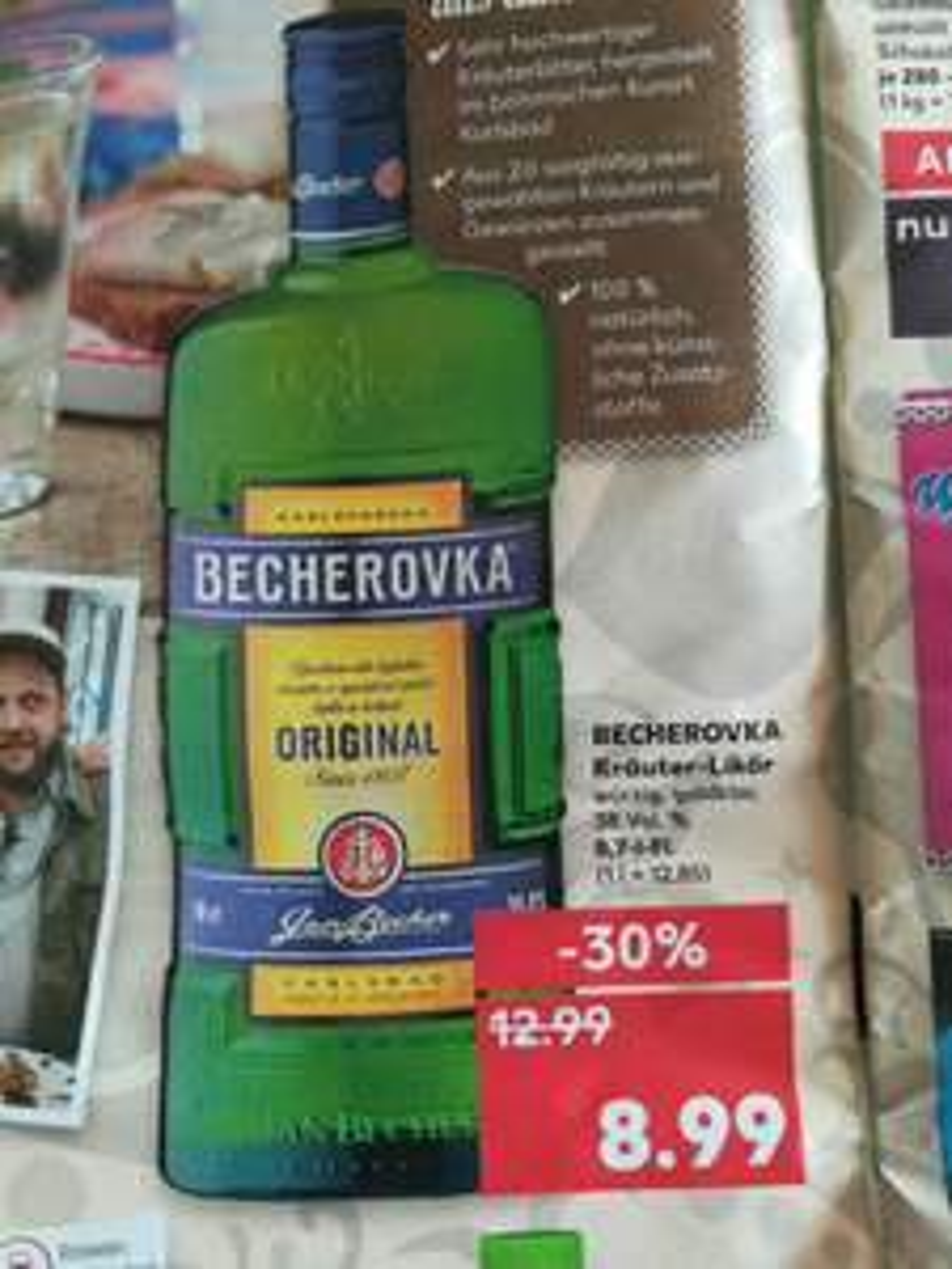 Becherovka 0,7l @Kaufland