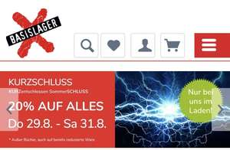 [LOKAL] Karlsruhe Basislager 20% auf Alles z.b Chrome Industries oder Fjallräven
