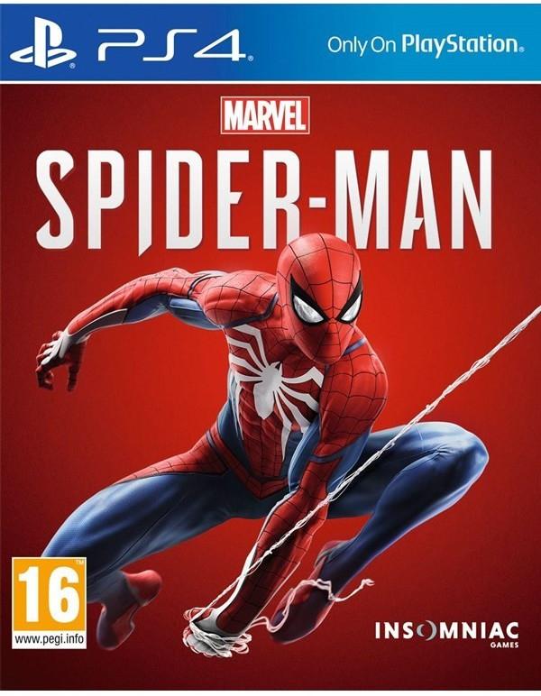 Marvel's Spider-Man (PS4 Code) für 19,79€ (Amazon UK & CDkeys)
