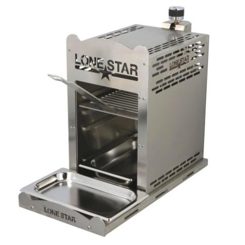 Lone Star Beef Maker 800°C Oberhitze Gasgrill | Beefer  für 59,99€ [Lokal Poco Braunschweig - Poco online 99,99€]