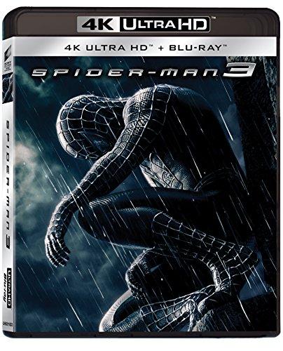 Spider-Man 2 (4K Blu-ray + Blu-ray) für 11,22€ & Spider-Man 3 (4K Blu-ray + Blu-ray) für 11,92€ inkl. Versand (Amazon ES)