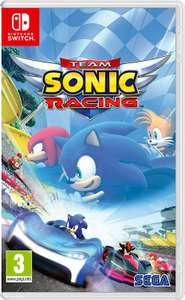 Team Sonic Racing (Switch) für 23,56€ (Amazon.fr)