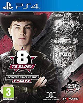 8 to Glory(PS4) [Amazon.it]