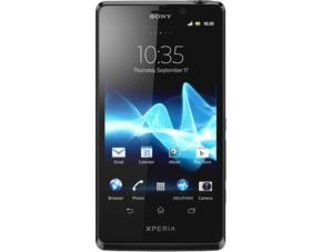 Sony Xperia T-Schwarz- mit Vodafone-Branding - für 399,00€ VK-frei