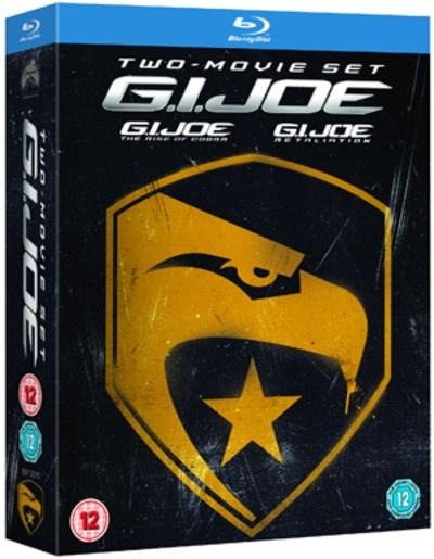 G.I. Joe – Geheimauftrag Cobra + G.I. Joe - Die Abrechnung (2x Blu-ray) für 5,22€
