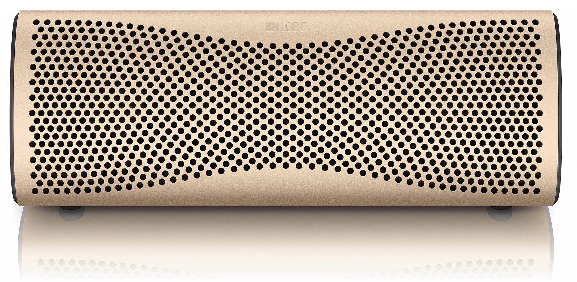 [Derzeit nicht lieferbar] KEF MUO Horizon: Multimedia-Lautsprecher - 12 Stunden Akku - aptX Bluetooth - NFC - Stereo