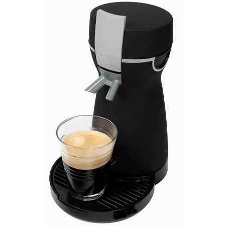 Inventum HK2B Cafémezzo Kaffeepadmaschine für Studenten