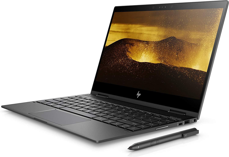 hp ENVY x360 13-ag0600ng Laptop - FullHD, Ryzen 5 2500, 8GB RAM, 256GB M.2 SSD, Bang & Olufsen Lautsprecher, 1,3kg Gewicht