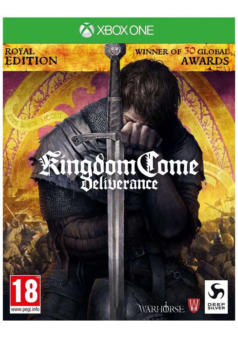 Kingdom Come: Deliverance Royal Edition (Xbox One) 19,28€ (SimplyGames)