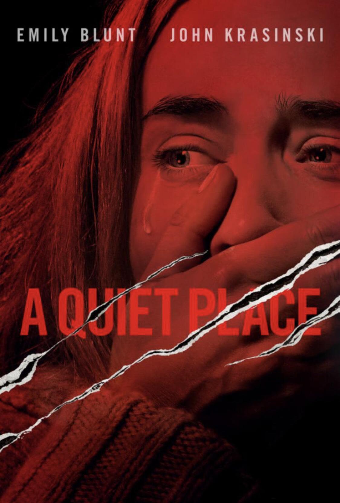 Viele 4K iTunes Titel im Angebot: z.B. A quiet place - (2018) 4K, Dolby Vision & Atmos