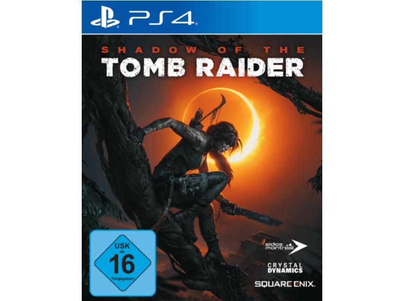 [Mediamarkt Österreich]  Shadow of the Tomb Raider - PS4  für 7,-€ bei Abholung. Mit Versand zu uns für 16,50€
