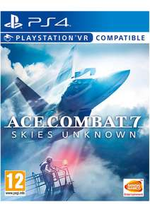 Ace Combat 7: Skies Unknown (PS4) für 26,58€ (SimplyGames & Base.com)