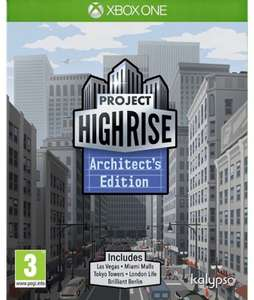 Project Highrise: Architects Edition (Xbox One) für 10,45€ (SimplyGames)