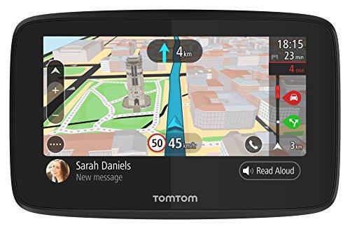 TomTom Navigationsgerät Go 520, 5 Zoll, 152 Länder (Welt), Live Radar, Live Traffic, Lifetime Maps Update, Freisprechen, Bluetooth, Wifi