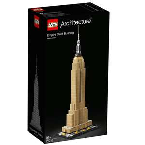 [Smyths Toys Offline] LEGO Architecture - Empire State Building (21046)
