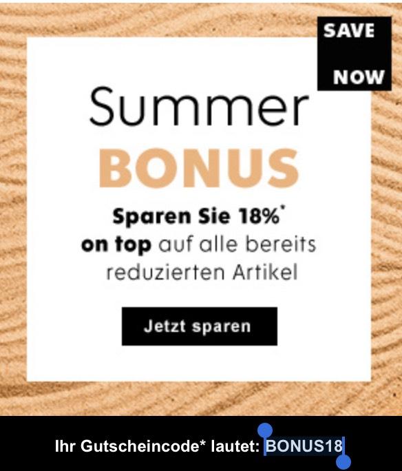 18% auch auf Reduzierte Produkte bei Flaconi ab 79€ MBW
