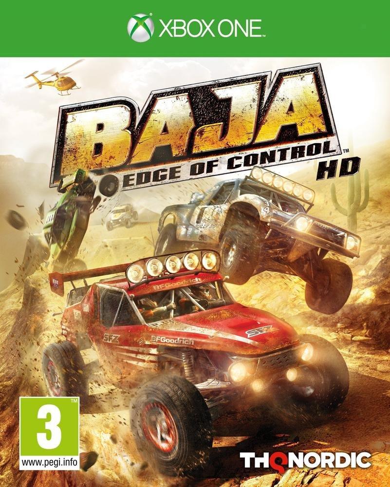 Baja: Edge of Control HD (Xbox One) für 13,80€ (Amazon IT)