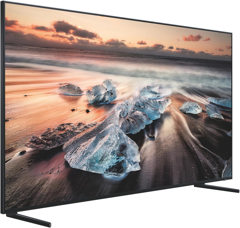 """8K-Fernseher Samsung GQ65Q900 (65"""", VA, FALD, 120Hz, 10bit, ~1000cd/m², HDR10+ & HLG, 2x Triple Tuner, Tizen, gratis Upgrade auf HDMI 2.1)"""
