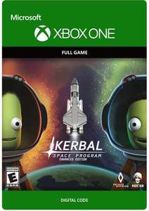 Kerbal Space Program Enhanced Edition (Xbox One) für 9,99€ (Xbox Store Live Gold)