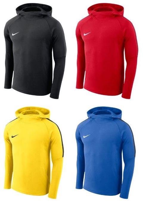Nike Academy 18 Hoodie in 7 versch. Farben