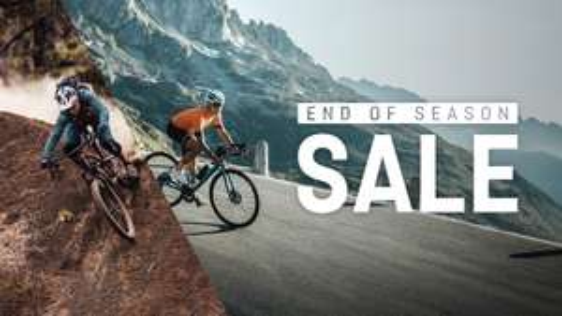 CANYON End of Season Sale