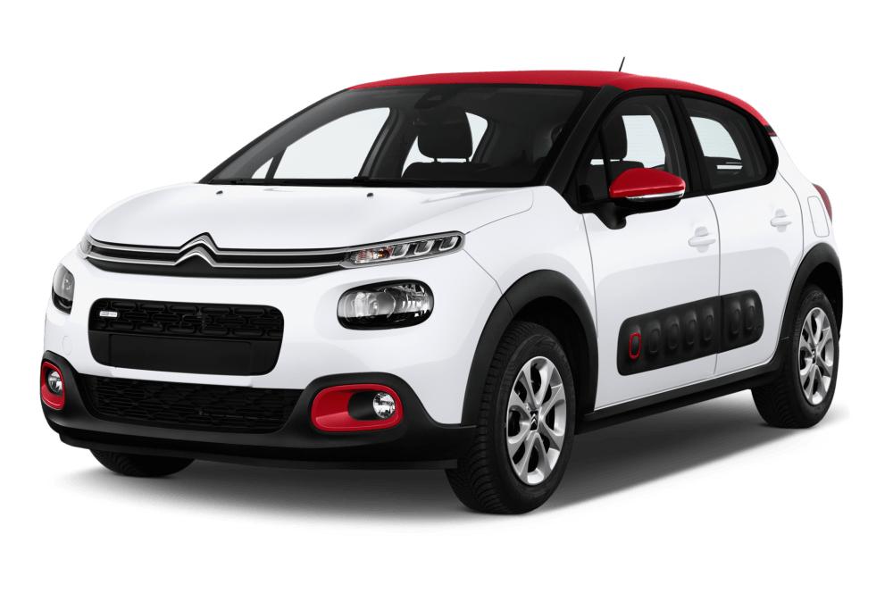[Gewerbe] Citroën C3 PureTech Shine Autom. (110 PS) mtl. 67€ netto / 79,73€ brutto, 24 Mon., 10.000 km, LF 0,39, inkl. Haustürlieferung