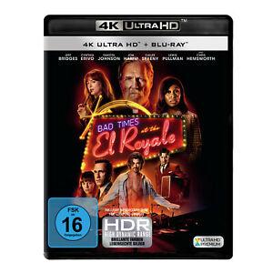 4K Blu-ray Abverkauf bei Media Markt - z.B. Bad Times at the El Royale (4K Blu-ray + Blu-ray) für 9,90€ (eBay)