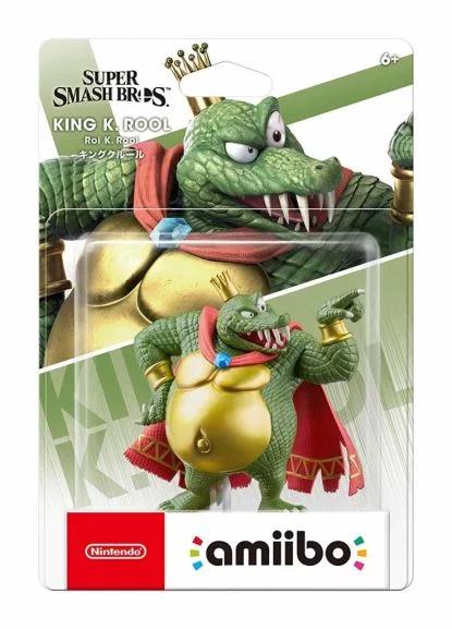 Nintendo amiibo (Super Smash Bros. Collection) King K. Rool 9€ (Media Markt eBay)