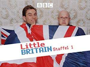 [Amazon.de] Little Britain Staffel 1 in HD für 3,99€ Deutsch / Englisch (Kaufen)