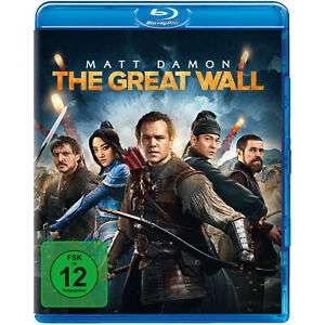 The great Wall (Matt Damon) Media Markt Ebay