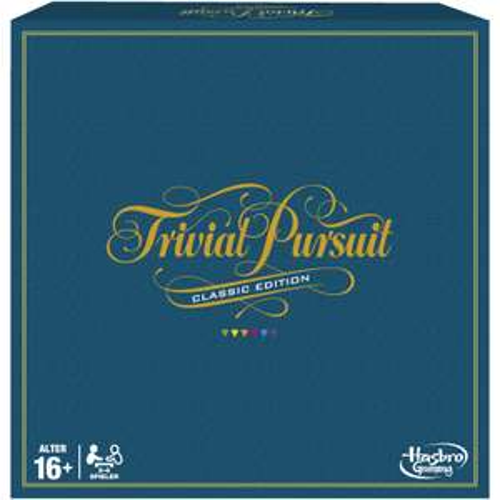 Hasbro Trivial Pursuit - Classic Edition für 8,10€ & LEGO Juniors - Gebirgspolizei auf Verfolgungsjagd (10751) für 5,40€ (eBay)