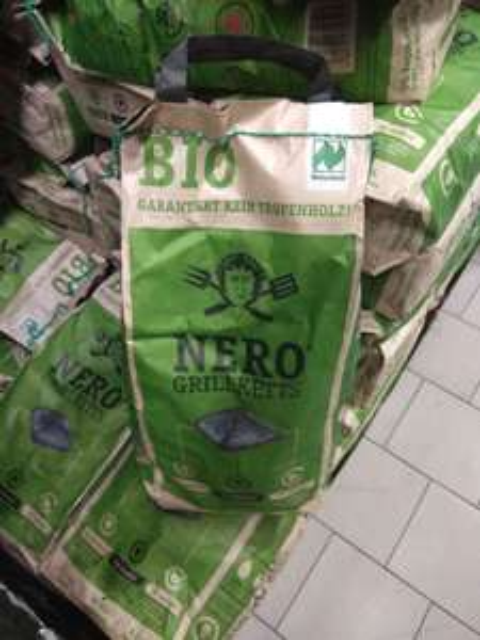 [Kaufland] Nero Bio Grillbriketts 2.5kg