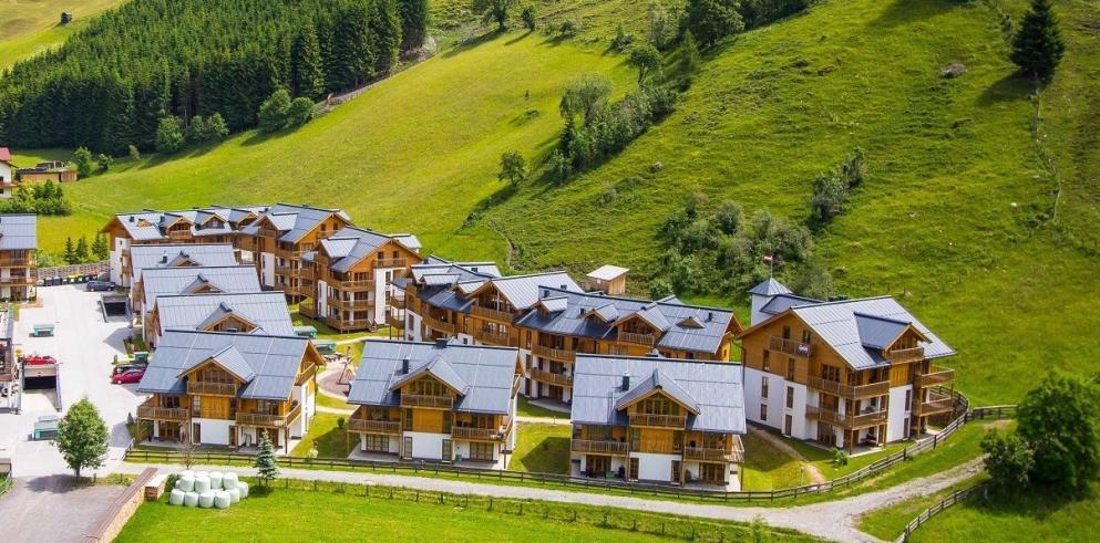 4.5 Sterne Apartmenthotel Schönblick Mountain Resort Österreich 1 Übernachtung für 2 Personen
