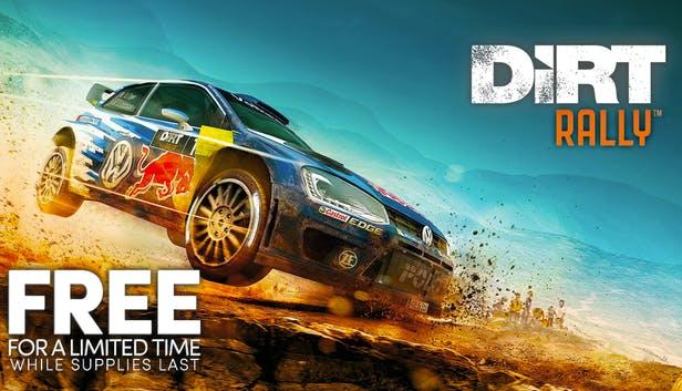 DiRT Rally kostenlos im Humble Store (Steam)