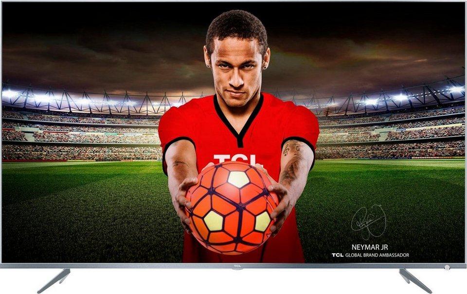 TCL 65DP670, 165.1 cm (65 Zoll), UHD 4K, SMART TV, LED TV, 1500 PPI, DVB-T2 HD, DVB-C, DVB-S2