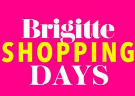 Brigitte Shopping Days 2019/2, u.a. About You: 15%, C&A: 20%, L.O.V. Cosmetics 20%