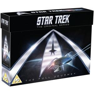 (UK) Star Trek: The Original Series Complete (23 DVDs) für  €24.99 @ play