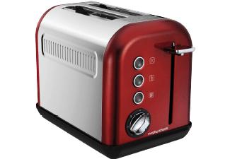 MORPHY RICHARDS 222011 Accents, Toaster, 940 Watt