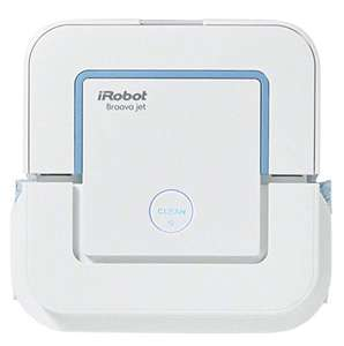iRobot Braava jet 240 Wischroboter (spritzt Wasser, 3 in 1, der Gute für Badezimmer und Küchen) [Amazon]