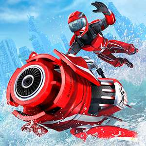 [Android & iOS] Riptide GP: Renegade