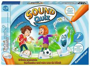Ravensburger™ - tiptoi create: Sound Quiz [@Real.de]