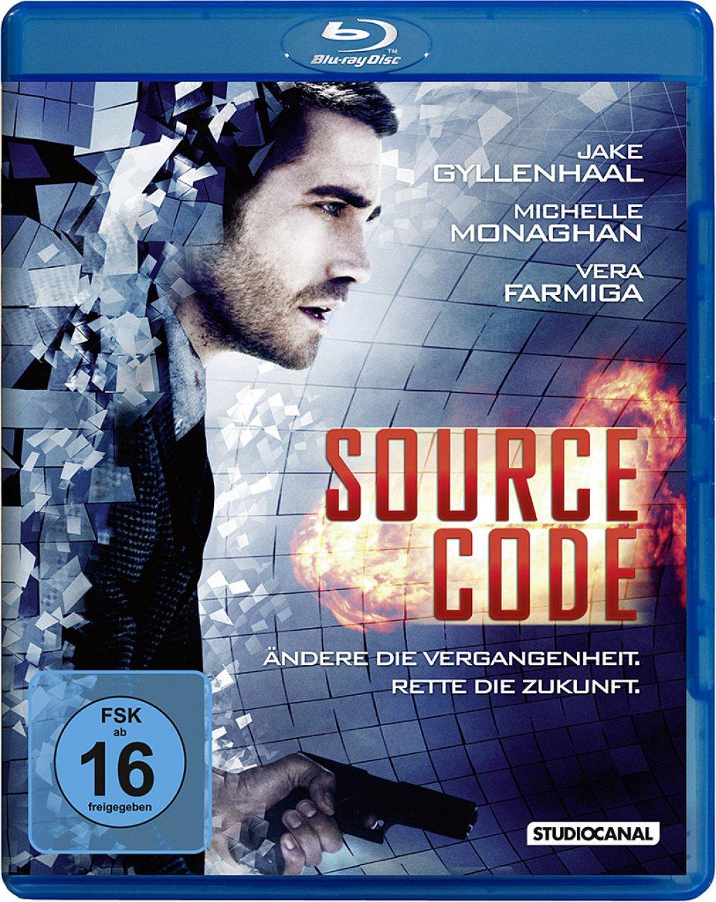 Source Code (Blu-ray) für 3,68€ (Dodax)